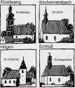 Andacht zum 1. Advent aus Kirchenreinbach (OTV, 10h)